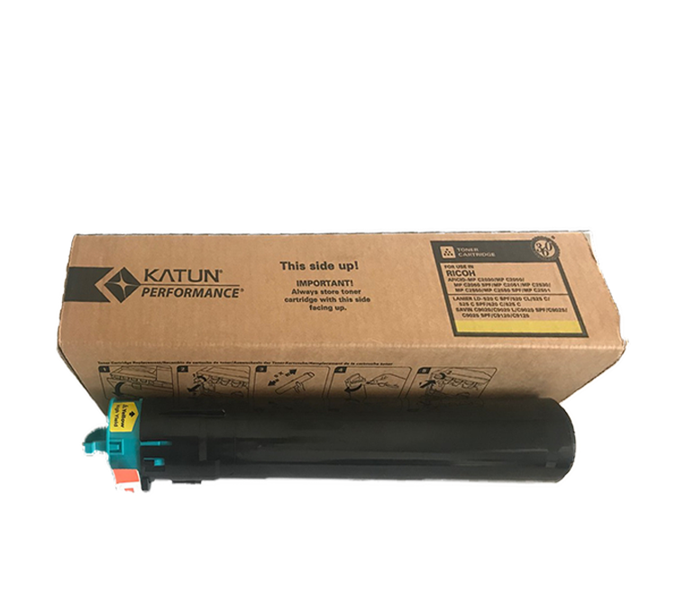 Kit Cartucho de Toner Compatível para Ricoh MPC 2050|MPC 2051|MPC 2551|MPC 2550 - Katun Performance
