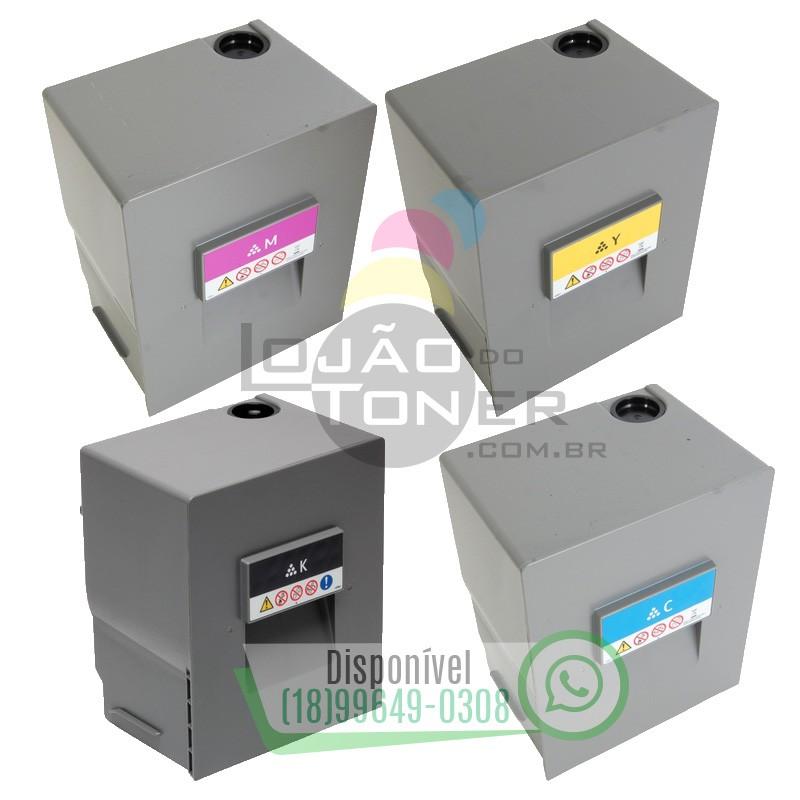 Kit de Cartucho de Toner Ricoh Pro C 5100 |Toner Ricoh Pro C 5110 - CYMK - Original