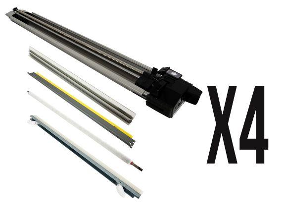 Kit De Manutenção Ricoh Pro C 901 PMM077PCUK - Original 400 K - Conjunto com 4 kits