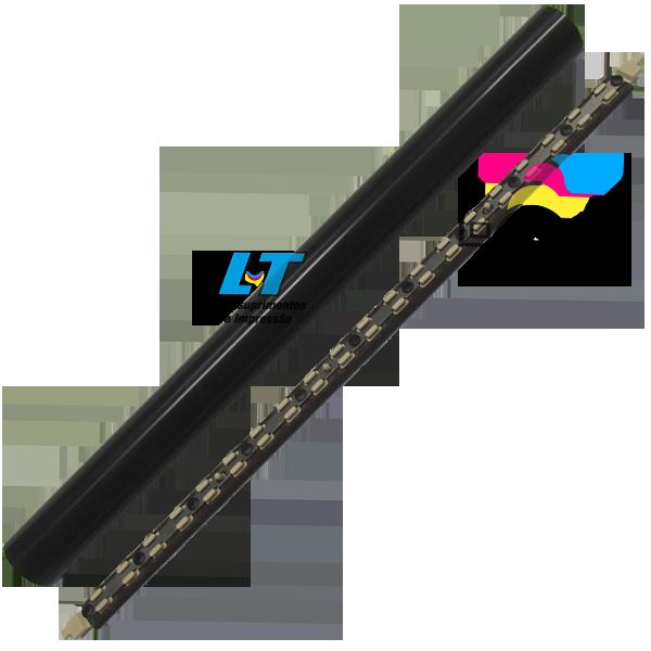 Kit de Reparo da Fusão Ricoh MPC 3002 /MPC 3502 / MPC 4502/ MPC 5502 com Película e Barra de Lubrificação