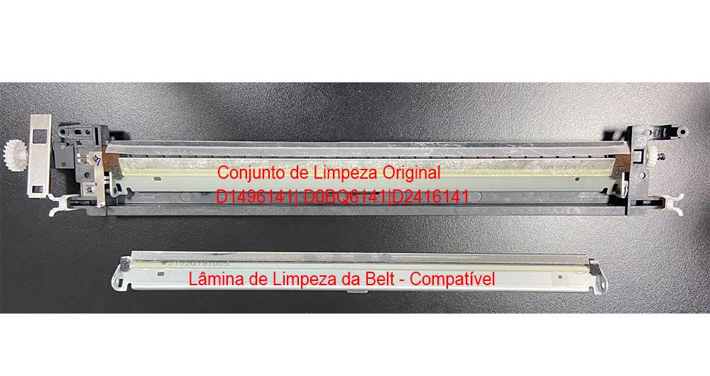 Lâmina de Limpeza da Transferência Ricoh MPC 2003 MPC 2503 MPC 3003 MPC 3503 MPC 4503 MPC 5503 MPC 6003  Ricoh IMC 2000 IMC 2500 IMC 3000 IMC 3500 IMC 4500 -  Compatível