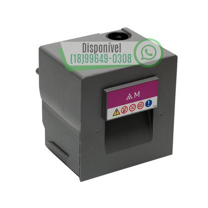 Refil de Toner Ricoh MPC 6502 |Ricoh MPC 8002 Magenta - Original Com Chip (Pó Original Ricoh)