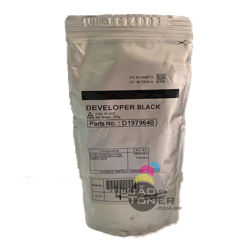 Revelador  Ricoh MP 2554 |Ricoh MP 3054 | MP 3554 |MP 4054| MP 4055| MP 5055| MP 6055 (D1979640 |D1979641) Original