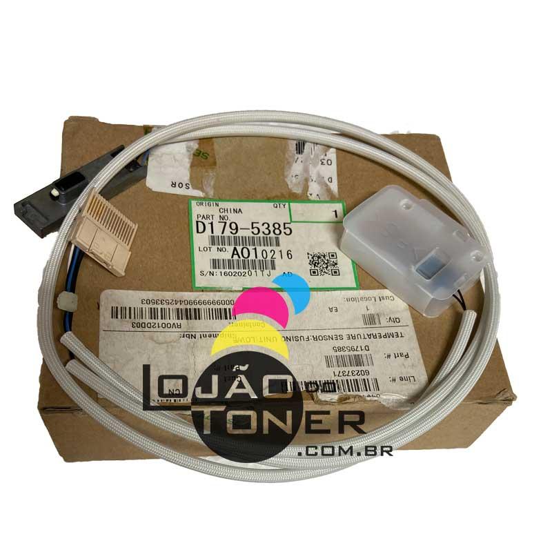 Termistor Ricoh Pro 8100|Pro 8110|Pro 8120 - D1795385 - Sensor de Temperatura Original