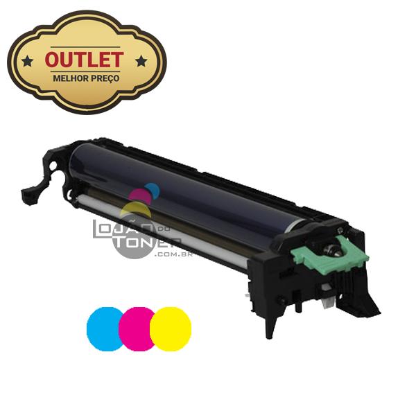Unidade de Imagem Color para Ricoh MPC 3002|MPC 3502|MPC 4502|MPC 5502 - D1442252|D1442253 - Original