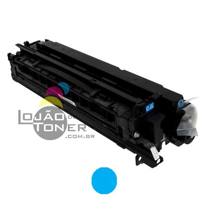 Unidade de Imagem Ricoh MPC 305 Cyan com Revelador - PCDU MP C305 -  D1170122 D1170126  Original