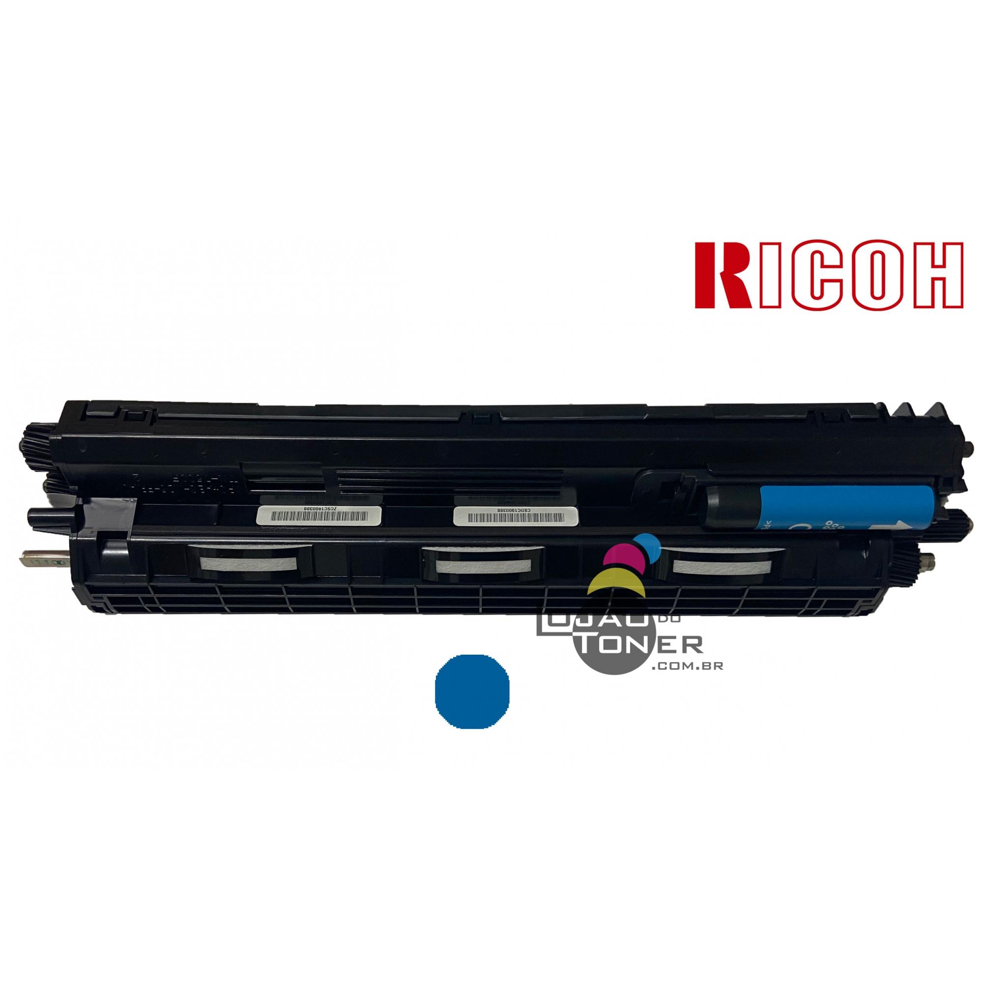 Unidade de Revelação Cyan Ricoh MPC 300 | MPC 400 | MPC 401  M0263031 Original