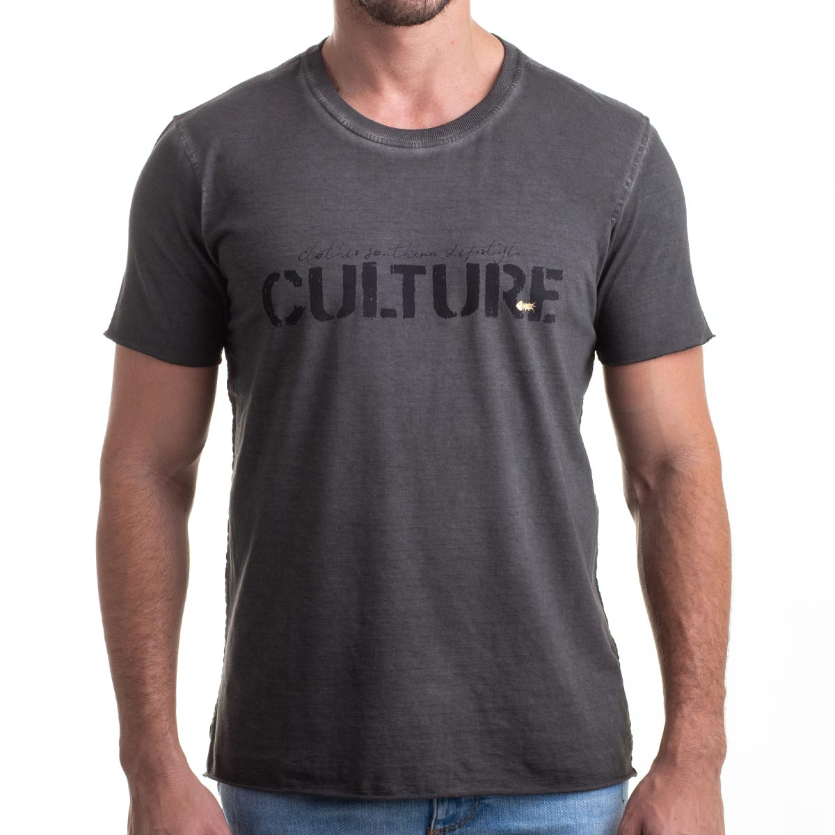 Camiseta Culture Double Face