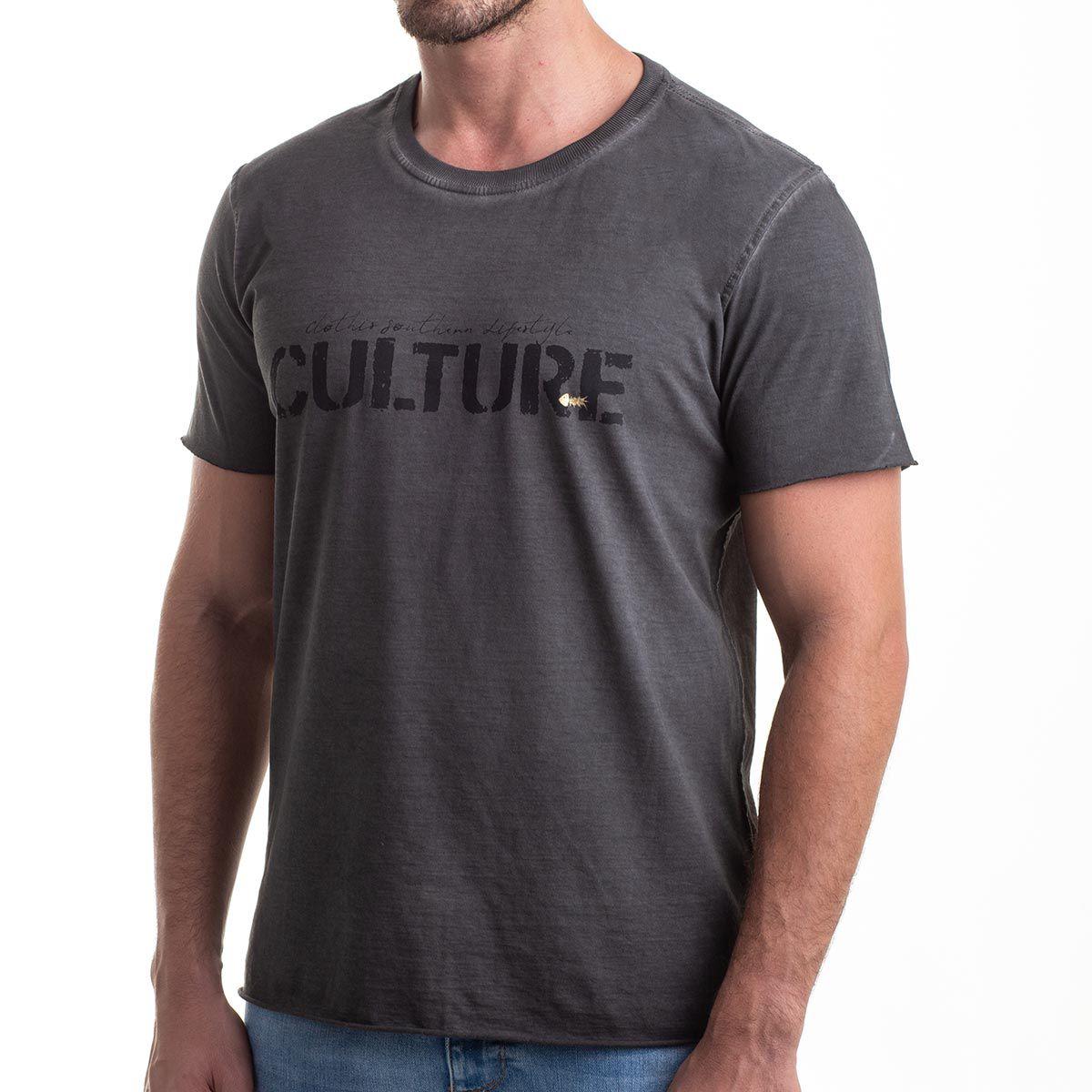 Camiseta Culture Double Face