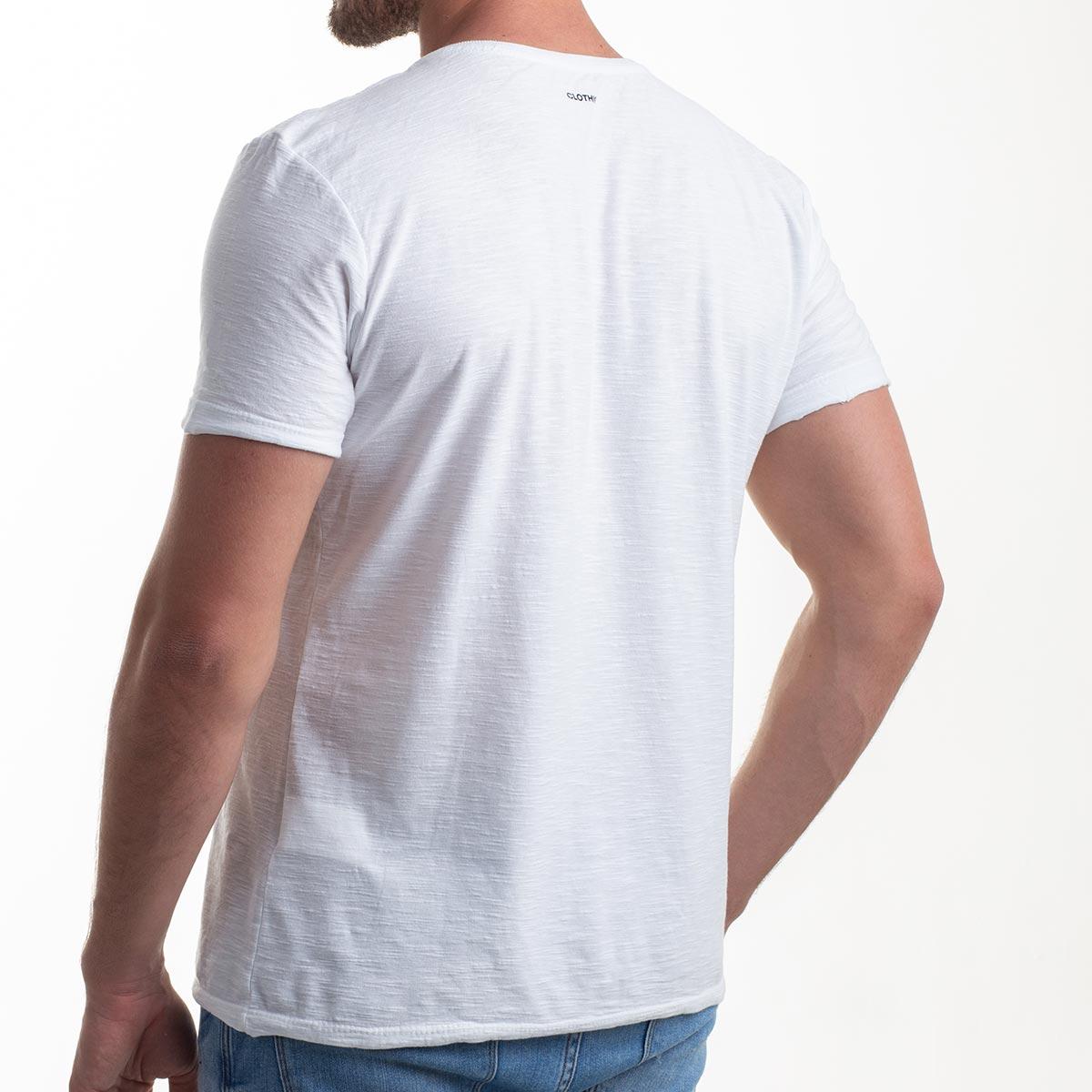 Camiseta Desterro Flamê Stone