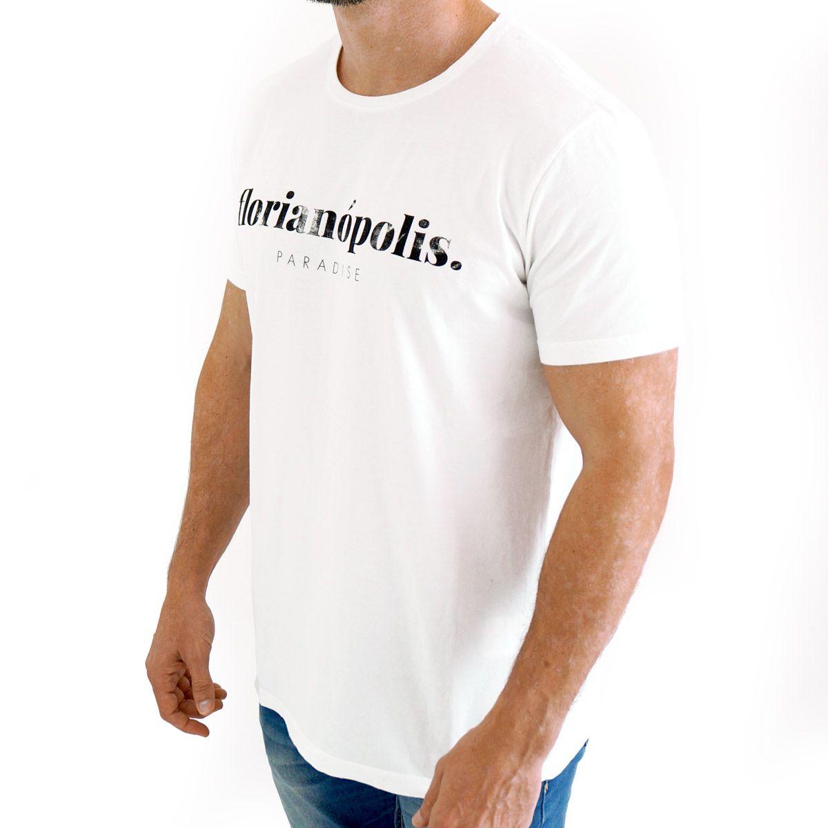 Camiseta Florianópolis Paradise