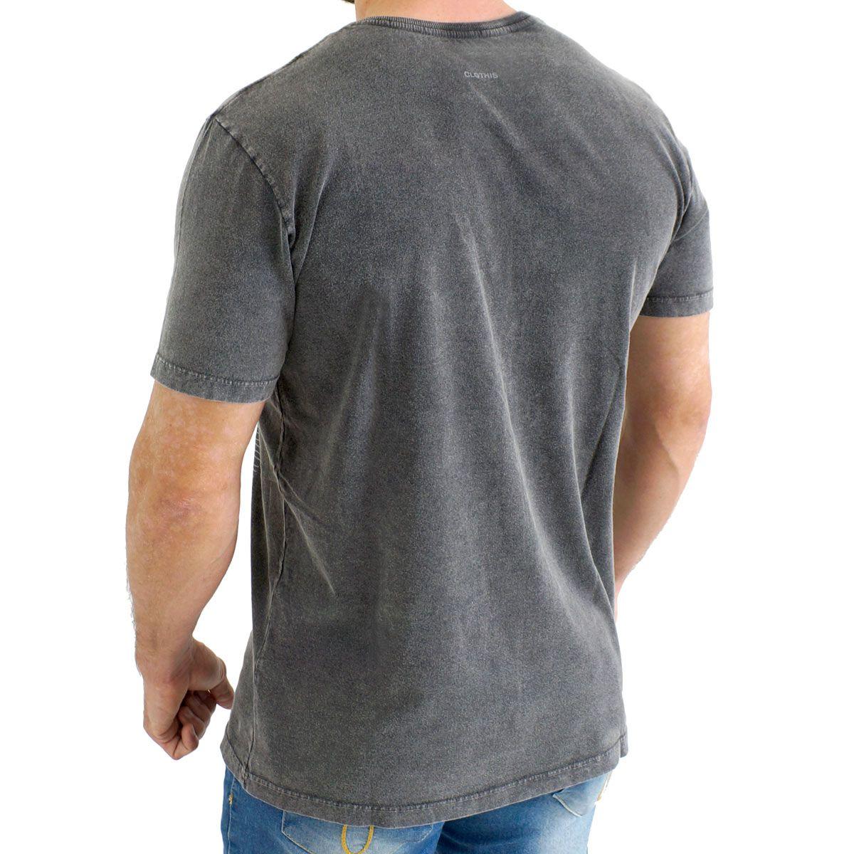 Camiseta Floripa Division Marmorizada Soft