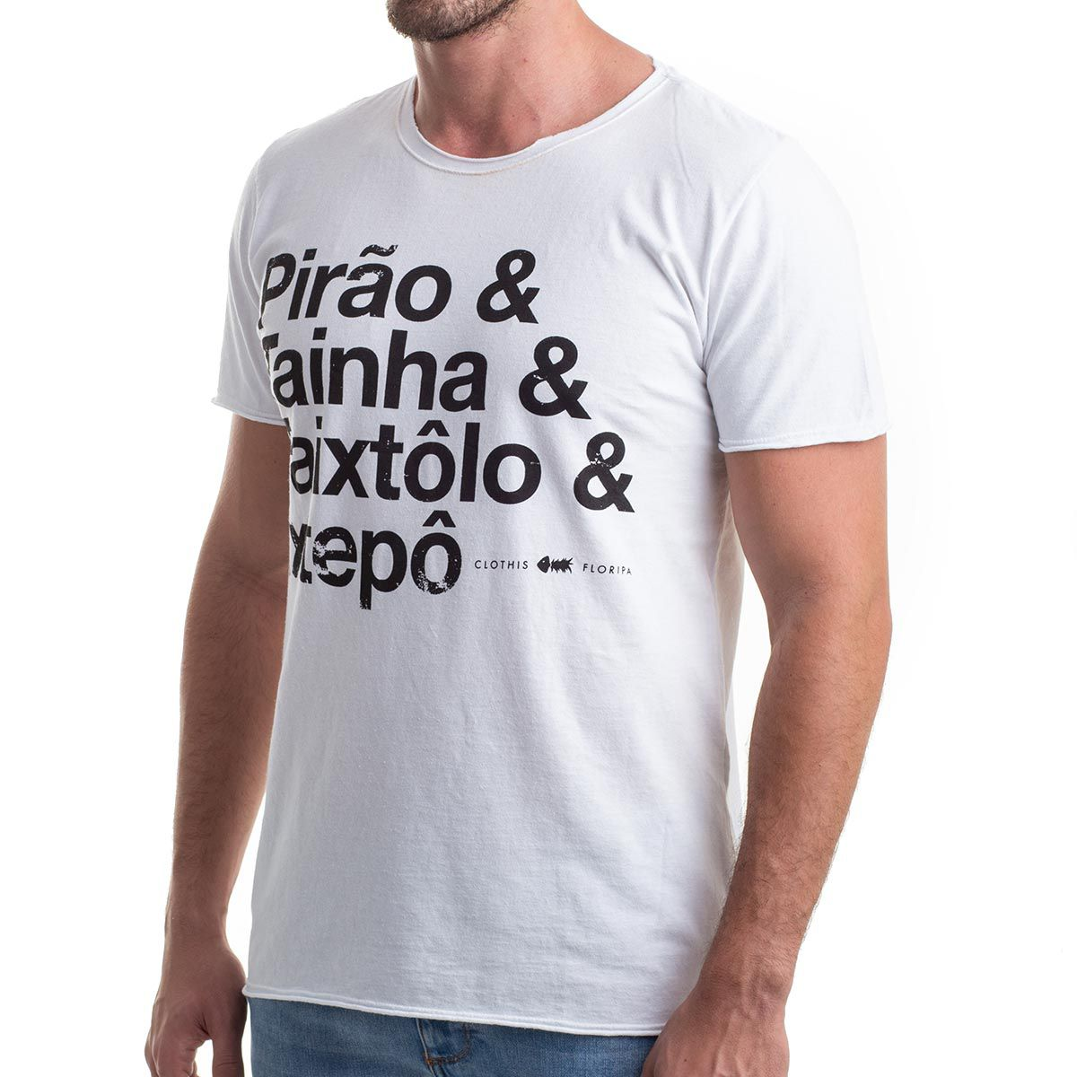 Camiseta Pirão Estonada