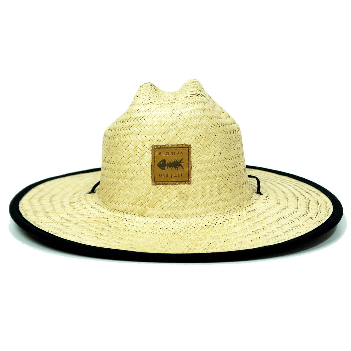 Chapéu de Palha com forro Califórnia