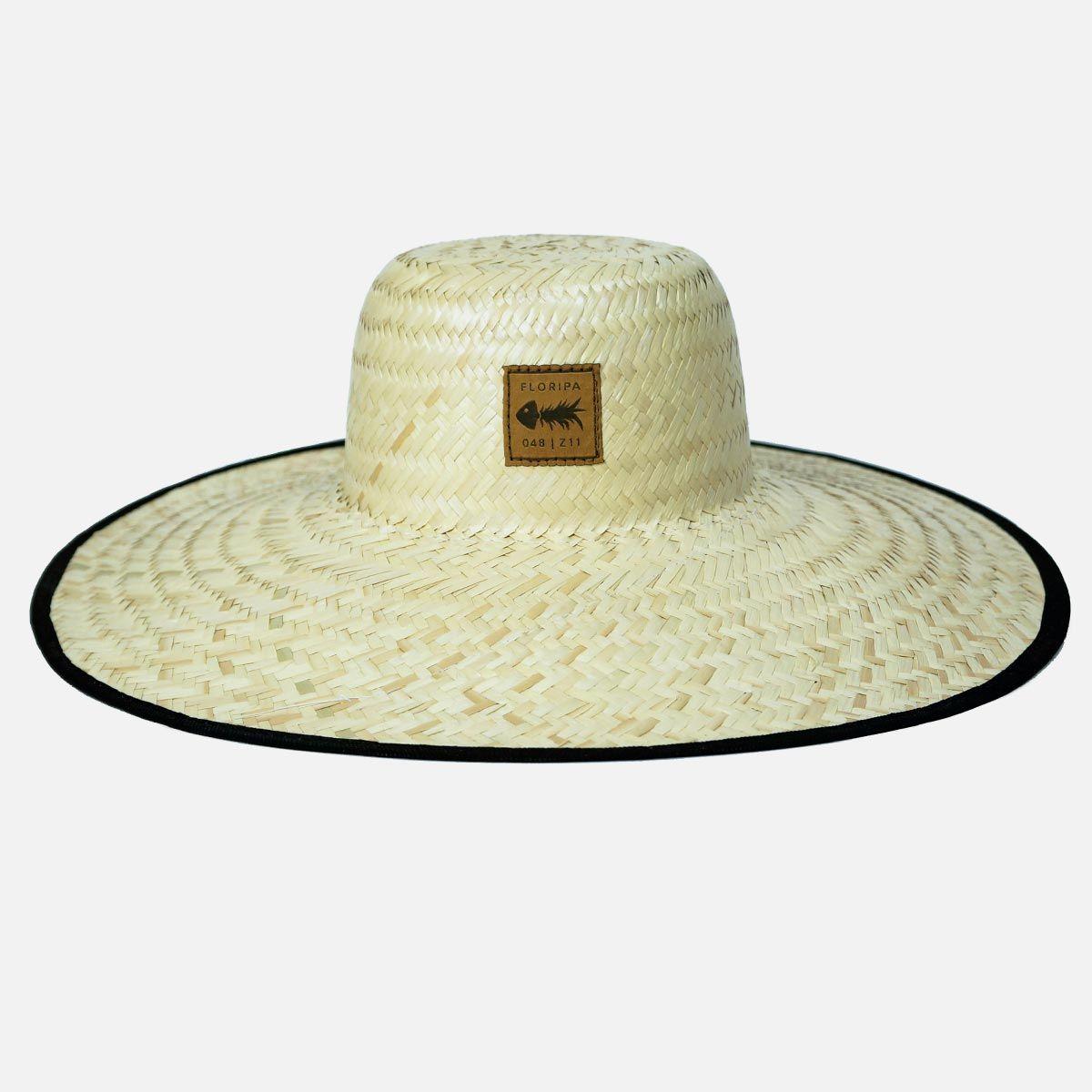Chapéu de Palha Round