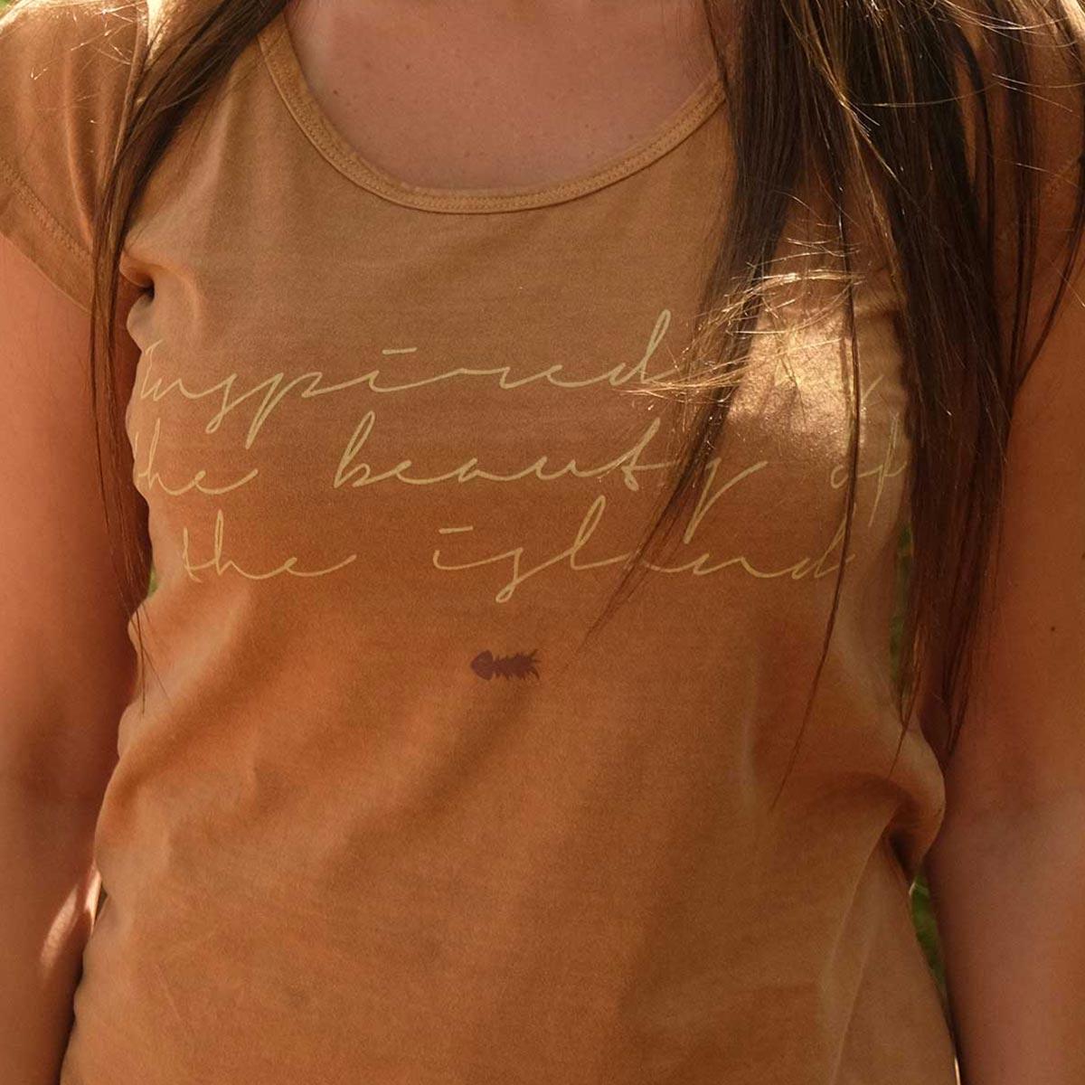 T-shirt Stone Inspired Feminina