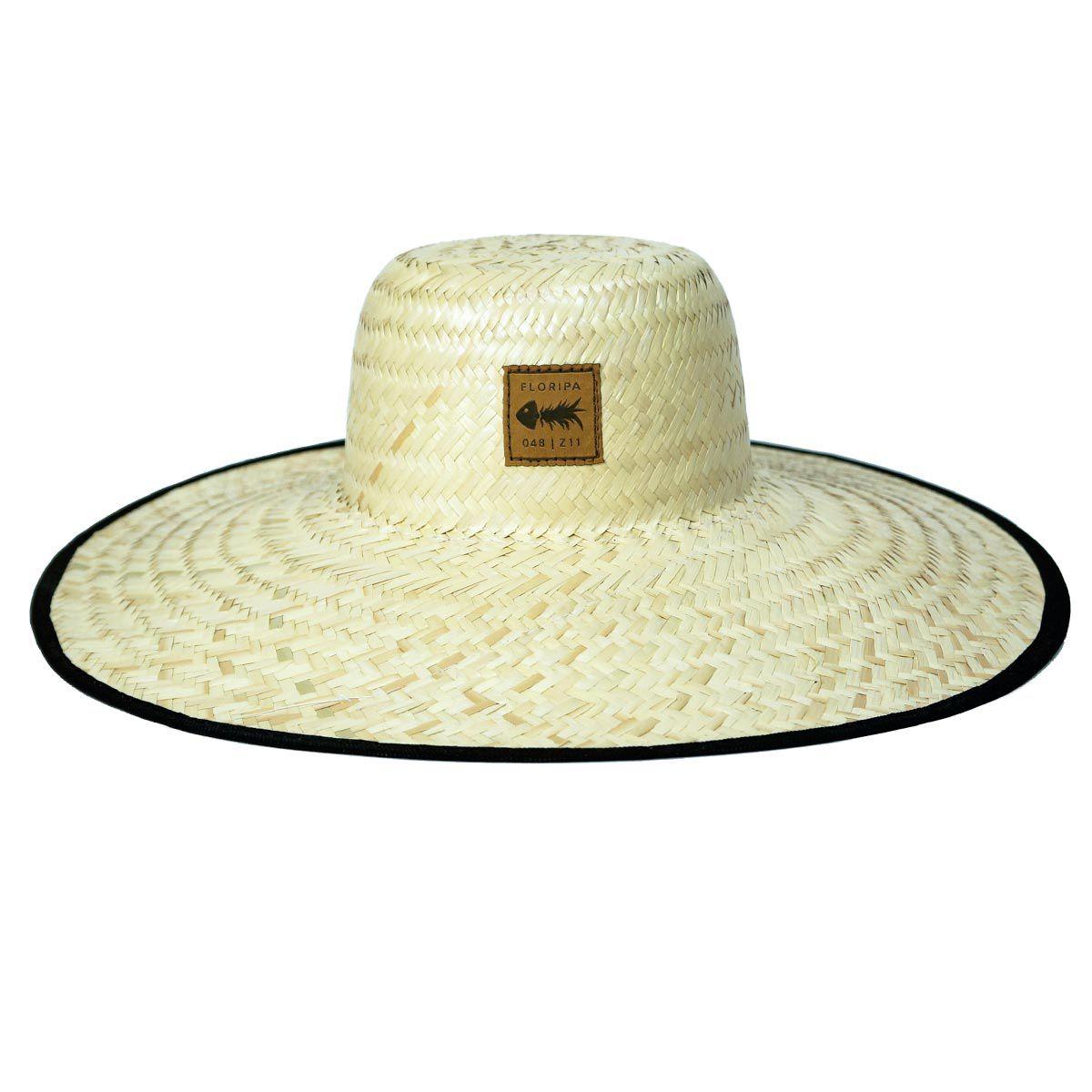 Kit Short Naufragados + Chapéu de Palha Surf