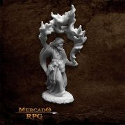 Aaron the Conjuror - Miniatura RPG
