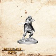 Aasimar Female Fighter A