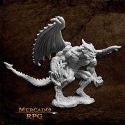 Agramon, Pit Fiend - Miniatura RPG