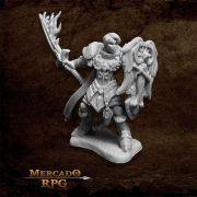 Almaran the Gold, Paladin - Miniatura RPG