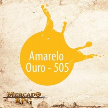 Amarelo Ouro - 505 - RPG