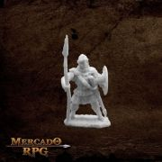 Anhurian Spearmen - Miniatura RPG