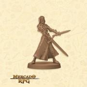 Ann - Miniatura RPG