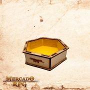 Bandeja de dados pequena (Amarela)