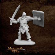 Bandit Leader - Miniatura RPG