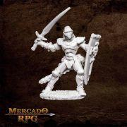 Barnabas Human Warrior