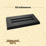 Base 25mm x 50mm - RPG