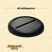 Base redonda 40mm - RPG