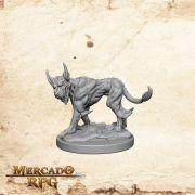 Blink Dog B - Miniatura RPG