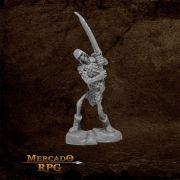 Bog Skeleton B - Miniatura RPG