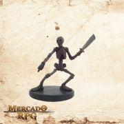 Boneshard Skeleton - Com carta