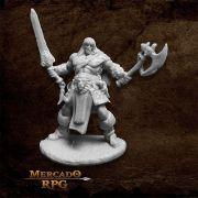 Brand Oathblood, Barbarian - Miniatura RPG