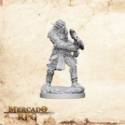 Bugbear Fighter A - Miniatura RPG