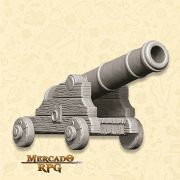 Cannon - Miniatura RPG