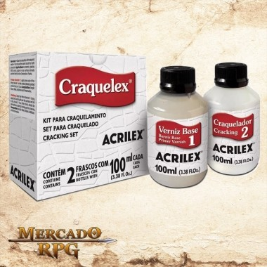 Craquelex - RPG