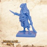Deckman Corsair - Miniatura RPG