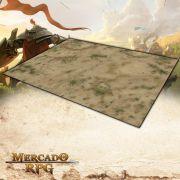 Deserto A (175x121) - Battle Grid Wargame