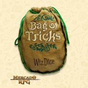 Dice Bag Grande RPG - Bag of Trickts