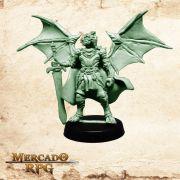 Dracovix (Sem pintura) - Miniatura RPG