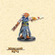 Dragonborn Draconic Sorcerer B - Miniatura RPG