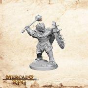 Dragonborn Male Paladin A