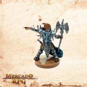 Dragonborn Myrmidon (Base especial) - Sem carta