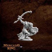 Dragonman Warrior