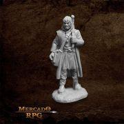 Dreadmere Mercenarie B - Miniatura RPG