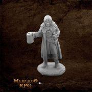 Dreadmere Mercenarie C - Miniatura RPG
